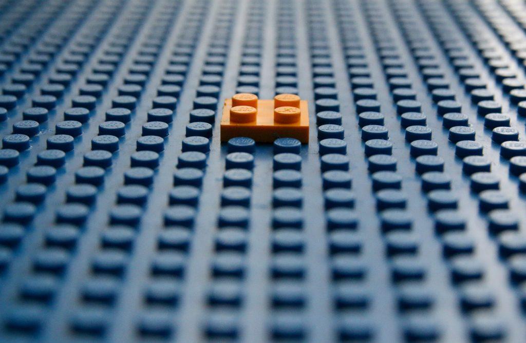 Unsere Datenplattform funktioniert wie eine Lego-Basisplatte
